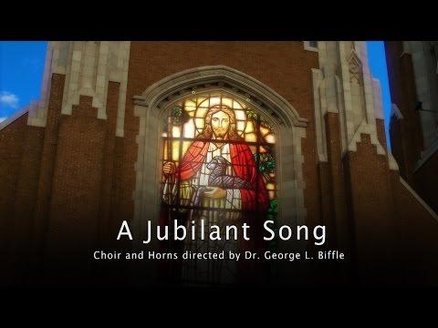 A Jubilant Song, Allen Pote