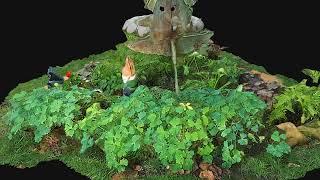 Garden 1 3D