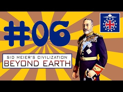 Let's Funk King Play Sid Meier's Civilization Beyond Earth: United Commonwealth Of Nations #06