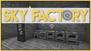 Heavy Machinery - Minecraft Skyfactory 2.5 - Ep 29 [Let's Play Sky Factory 2.5]