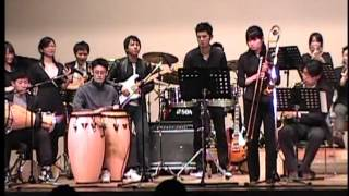 2012.2.19 Student Jazz Festa Again @ TAKINOGAWA Hall.