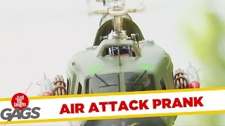 Kids Toy Helicopter Hunts Down Thief !