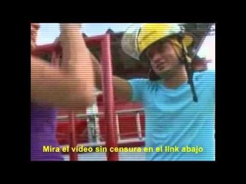 APARECE VIDEO EN ESTACION DE BOMBEROS DE COLOMBIA!!