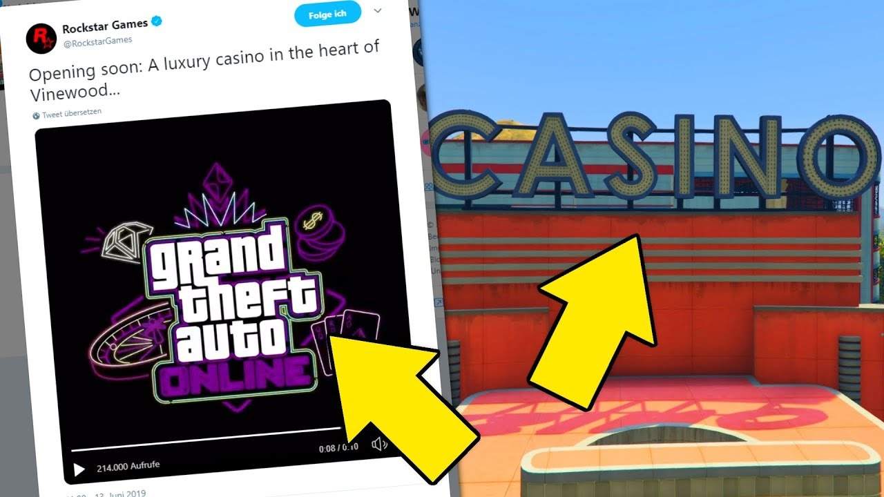 ENDLICH! ROCKSTAR BESTÄTIGT CASINO DLC!!!! - Neues Update kommt in GTA Online!