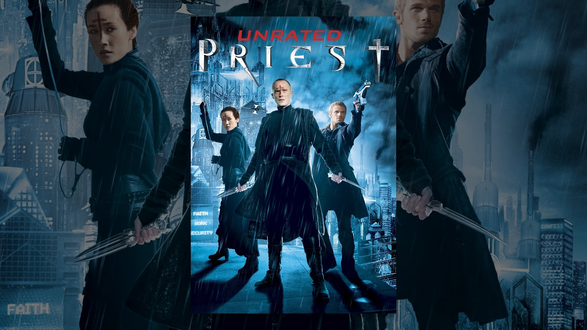 Download Priest Unrated