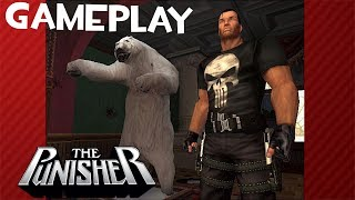 The Punisher Versus The Russian [ El Castigador Versus El Ruso] Mision 10 | parte final | Gameplay