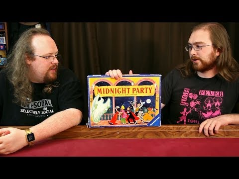 Overly Critical Gamers - Midnight Party - Instructional/Gameplay/Review