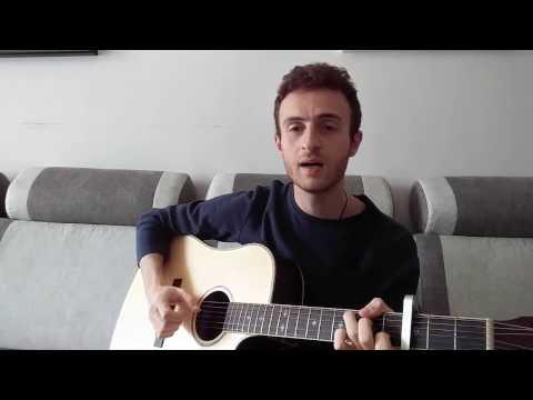 Playing a Song From Northeastern China [依兰爱情故事 - 方磊] 吉他弹唱 Guitar Cover(特别东北)