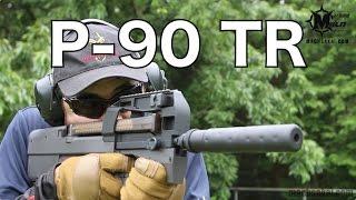 東京マルイ P-90 TR 独特なスタイリングで人気のブルパップサブマシンガンをマック堺が実射!出てきた課題とは?#69 thumbnail