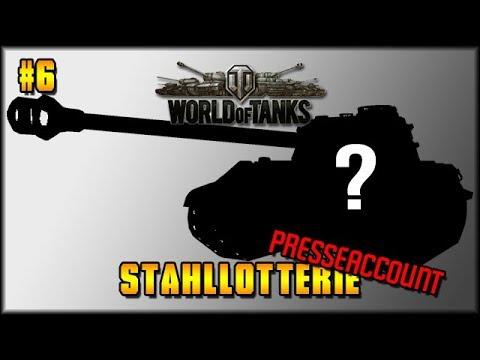 World of Tanks - Stahllotterie - Sag Stop! #6  [ deutsch 🐄 gameplay ]