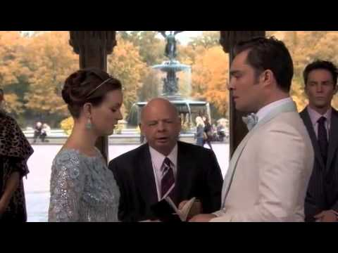 Important answer gossip girl blair and chuck wedding confirm. And