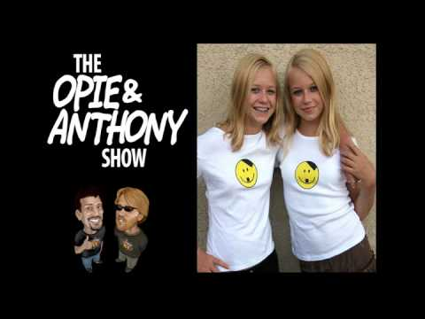 Opie and Anthony - Prussian Blue, The White Nationalist Pop Duo (11/03/2005 +More)