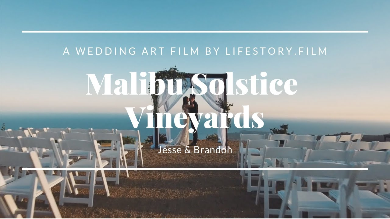 Malibu solstice vineyards wedding video at wedding venue jesse malibu solstice vineyards wedding video at wedding venue jesse brandon highlight lifelm junglespirit Images