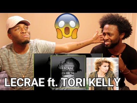 Lecrae ft Tori Kelly - I'll Find You (REACTION)