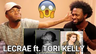 lecrae ft tori kelly   ill find you reaction