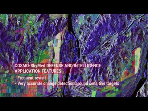 Earth Observation - Intelligence from Space