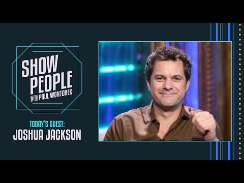 Show People with Paul Wontorek: Joshua Jackson of CHILDREN OF A LESSER GOD