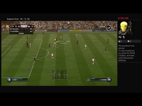 RB LEIPZIG Player Career Mode #12 cant talk in chat