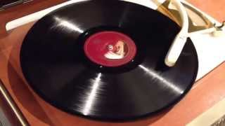 Mezz Mezzrow - Apologies - 78 rpm - His Master