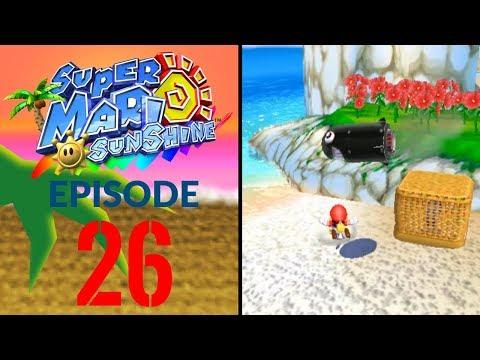 Super Mario Sunshine #26 : 100 pièces rapides [Pièces Bleues - Parc Pinna, feat. Mahogany]