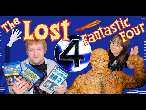 Download A look at the unreleased film The Fantastic Four (1994) and its retrospective documentary: Doomed.