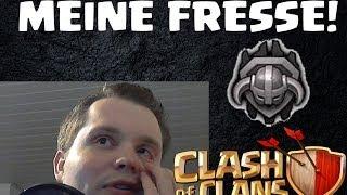 [facecam] MEINE FRESSE! WTF! || Clash of Clans || Road to Meister Liga #2 [Deutsch/German HD]