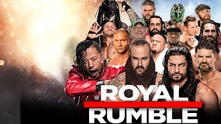 WWE ROYAL RUMBLE 2018 ► ENTRY PREDICTIONS & RETURNS