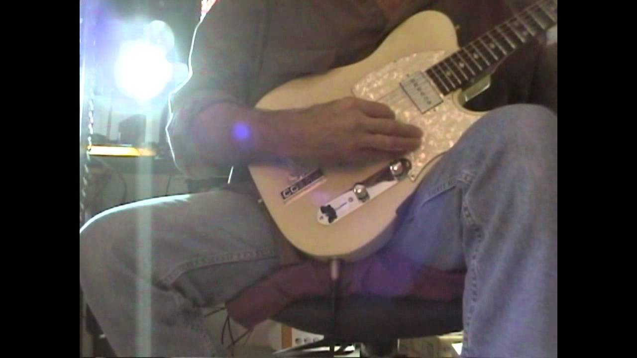 fender telecaster with bare knuckle p90 mississippi queen pickups [ 1280 x 720 Pixel ]