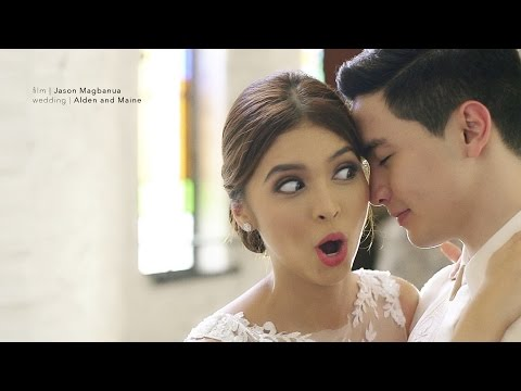 Maine and Alden: The Wedding Highlights