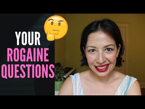 your-rogaine-questions!-(weight-gain?-will-i-be-on-it-forever?-and-what-caused-my-hair-loss!)-part-1