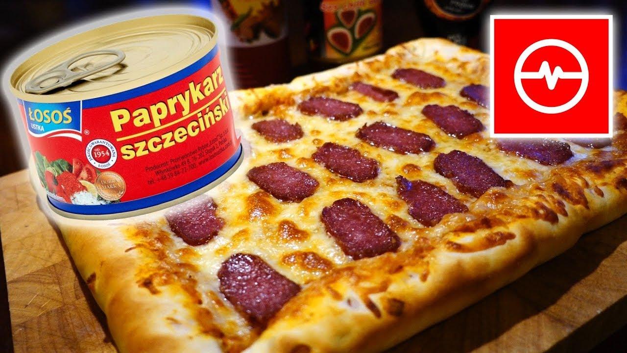 Paprykarz pizza – HIT