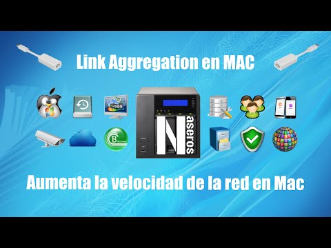 Link Aggregation para MAC - YouTube