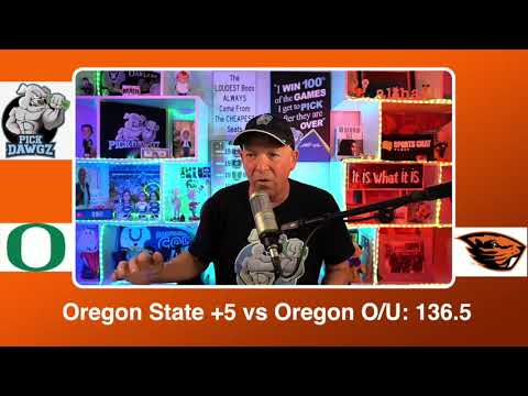 Oregon State vs Oregon 3/7/21 Free College Basketball Pick and Prediction CBB Betting Tips