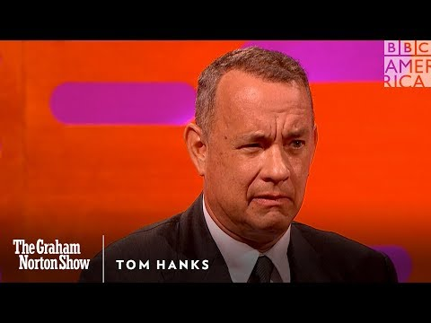 Thumbnail: Tom Hanks' Amazing Clint Eastwood Impression - The Graham Norton Show