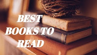 Best books to read | Books you must read before you die | Top books of 2017 | Best books