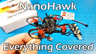 Emax NanoHawk // Official Release // New Hawk On The Block