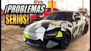 TENEMOS PROBLEMAS CON EL 350z│ManuelRivera11