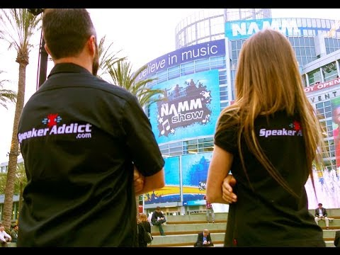 NAMM 2014 music industry trade show early Teaser