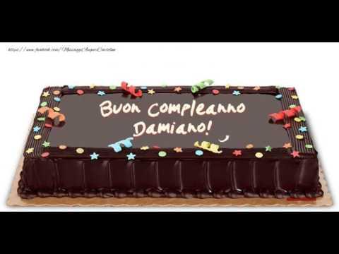 Tanti Auguri Di Buon Compleanno Damiano Youtube