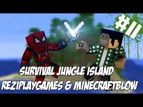 Survival Jungle Island : 11 - Złe i Dobre Wiadomości + SAVE MAPY
