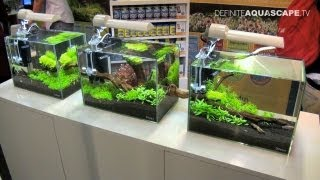 Aquascaping - Aquarium Ideas From Aquatics Live 2011, Part 1