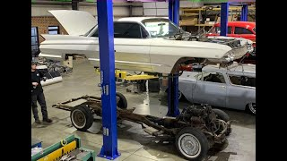 Cutting up a Mint 1961 Cadillac Coupe DeVille: Finnegan's Garage Ep.120