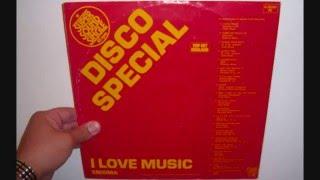 Enigma - I love music (1981 1)