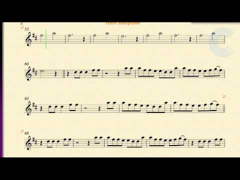 Safe and Sound - Capital Cities - Flute Sheet Music, Chords, and ...