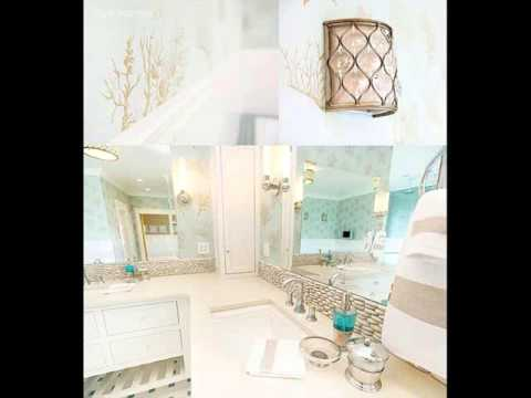 Beach Decor Bathroom House Decorating Ideas