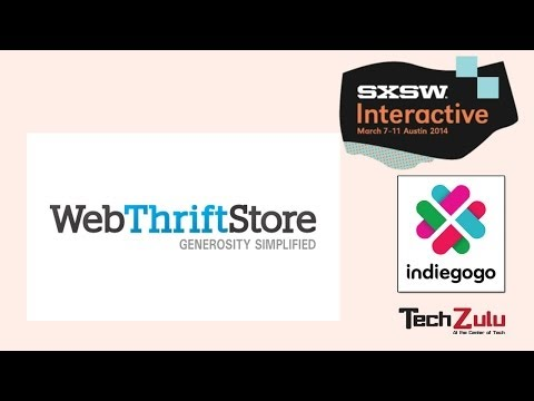 WebThriftStore - Douglas Krugman - SXSW 2014