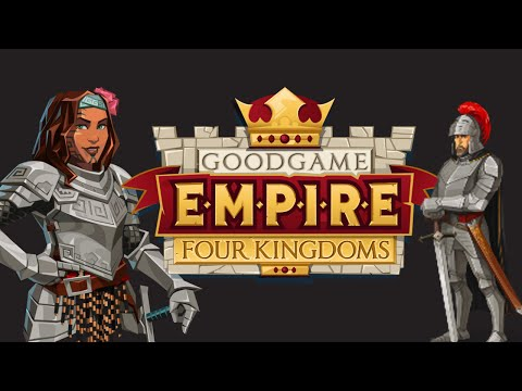 Empire Four Kingdoms Gameplay & First Look on iOS/Android - 2016 HD