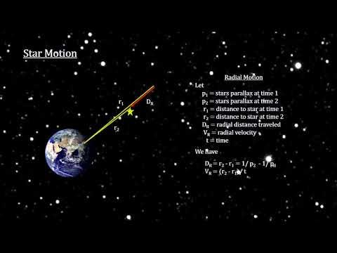 How Far Away Is It - 05 - Nearby Stars (4K)