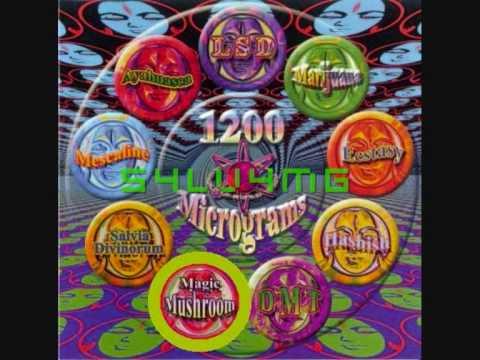 Magic Mushrooms / 1200 Micrograms