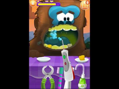 Savanna Dentist - Game  Walkthrough  Kiz10